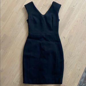 Mango Dress Suit Collection V-Neck with shoulder